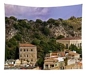 A Sicily View Tapestry