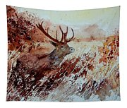 A Stag Tapestry