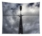 A Street Lamp  Tapestry