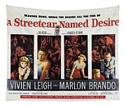 A Streetcar Named Desire Wide Poster Tapestry