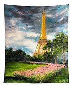 A Strong Tower Tapestry