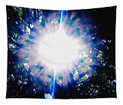 A Sun Burst Of Spring Time Tapestry