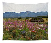 A Sunday Afternoon Drive Tapestry