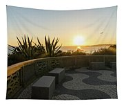 A Sunset Relaxation Zone - Tapestry