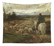 A Sussex Lane, 1872 Tapestry
