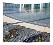 A Swimming Pool Tapestry