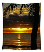 A Touch Of Paradise Tapestry