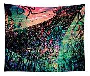 A Tropical Dream Tapestry