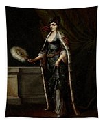 A Turkish Lady Tapestry