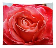 A Unique Rose Just For You Tapestry