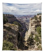 A Vertical View - Grand Canyon Tapestry