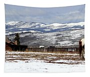 A View To Remember Tapestry