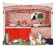 A Warm Place Tapestry