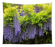 A Wealth Of Wisteria Tapestry