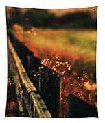 A Weary Sunrise Tapestry