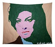 A J Winehouse Tapestry