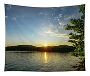 A Wonderful Evening Tapestry