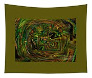 A World Of Rainbows Tapestry
