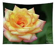 A Yellow Rose Tapestry