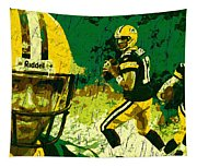 Aaron Rodgers 2015 Tapestry