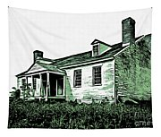 Abandoned Homestead Tapestry