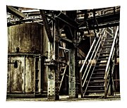 Abandoned Industry Tapestry