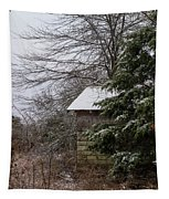 Abandoned Shed Tapestry