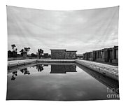 Abandoned Swimming Pool Tapestry