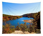 Above The Housatonic Tapestry