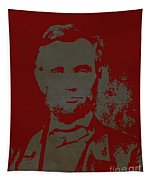 Abraham Lincoln The American President  Tapestry