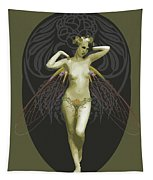 Absinthe Fairy  Tapestry