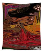 Abstract 011311 Tapestry