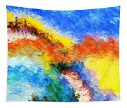 Abstract 070411 Tapestry