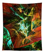 Abstract 110810 Tapestry