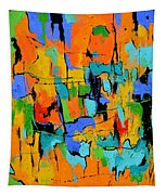 Abstract 7761701 Tapestry