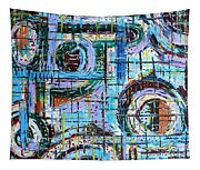 Abstract 9 Tapestry