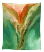 Abstract Bird Tapestry