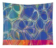 Cells 7 - Abstract Painting Tapestry