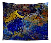 Abstract Composition Tapestry
