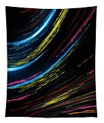 Abstract Fiber Tapestry