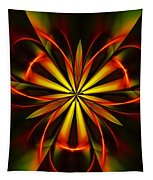 Abstract Floral 032811 Tapestry