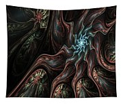 Abstract Fractal 050810 Tapestry