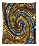 Abstract Fusion 272 Tapestry