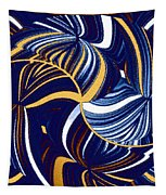 Abstract Fusion 279 Tapestry