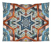 Abstract Geometric Structures Tapestry
