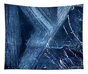 Abstract Ice. Darkness Tapestry