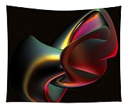 Abstract In 3d Tapestry