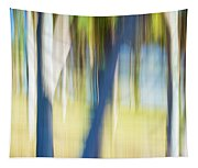 Abstract Moving Trees 30 Tapestry