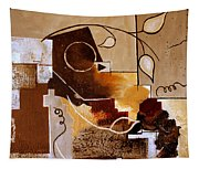 Abstract Nature Wall Tapestry