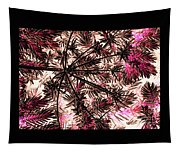 Abstract Of Low Growing Shrub  Tapestry